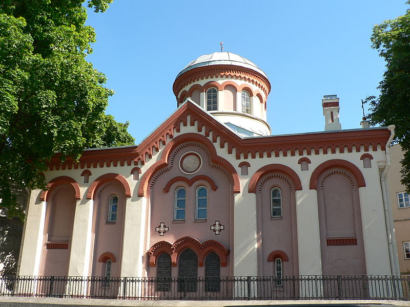Пятницкая церковь, Вильнюс: фото и описание