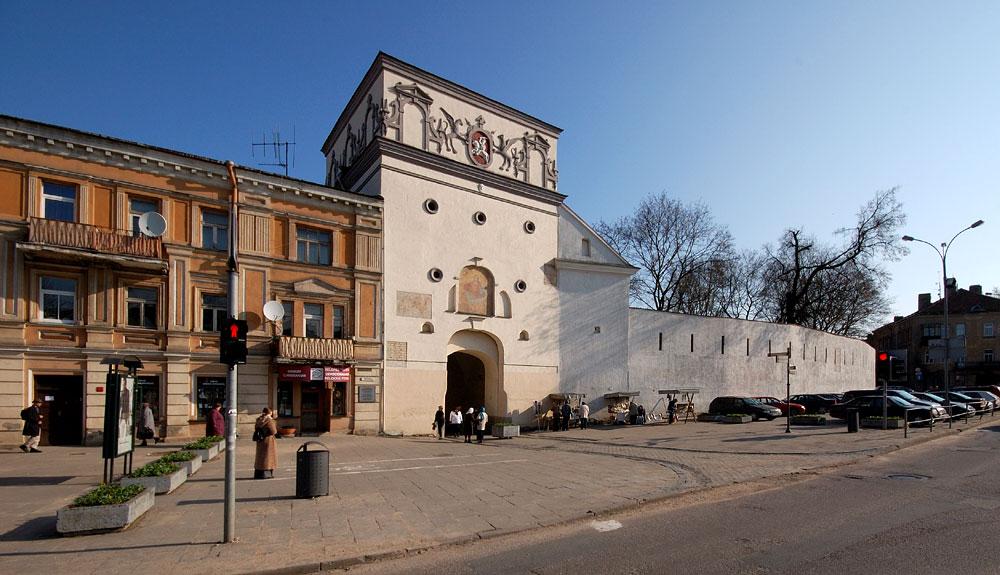 Острая Брама (Часовня Остробрамской иконы Божьей Матери), Вильнюс