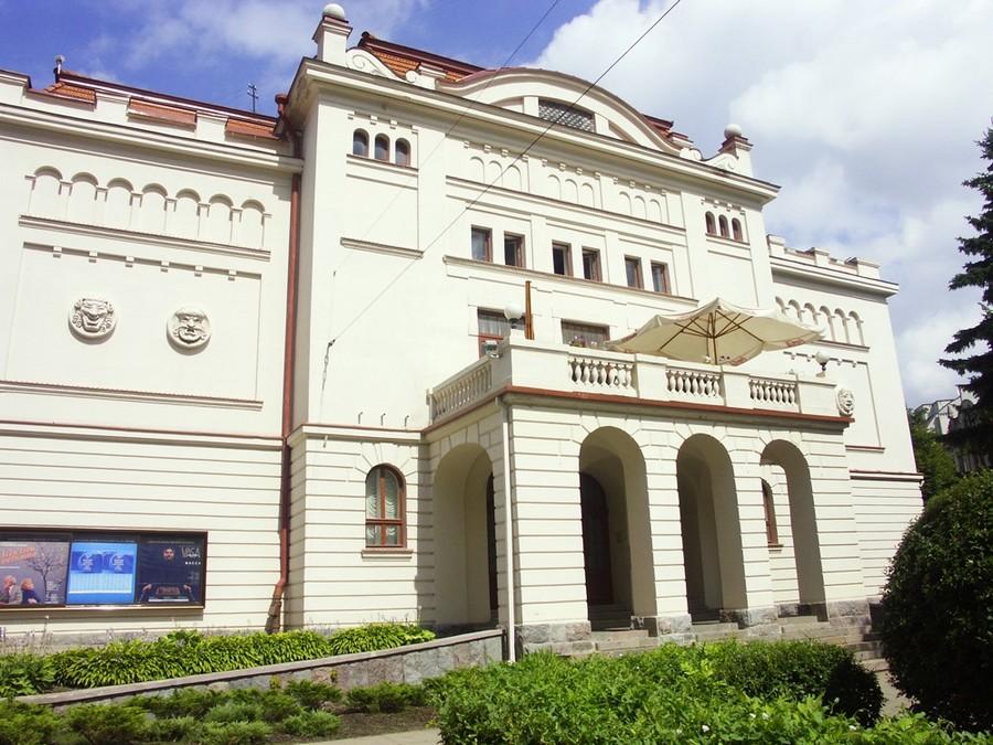 Русский драматический театр Литвы, Вильнюс