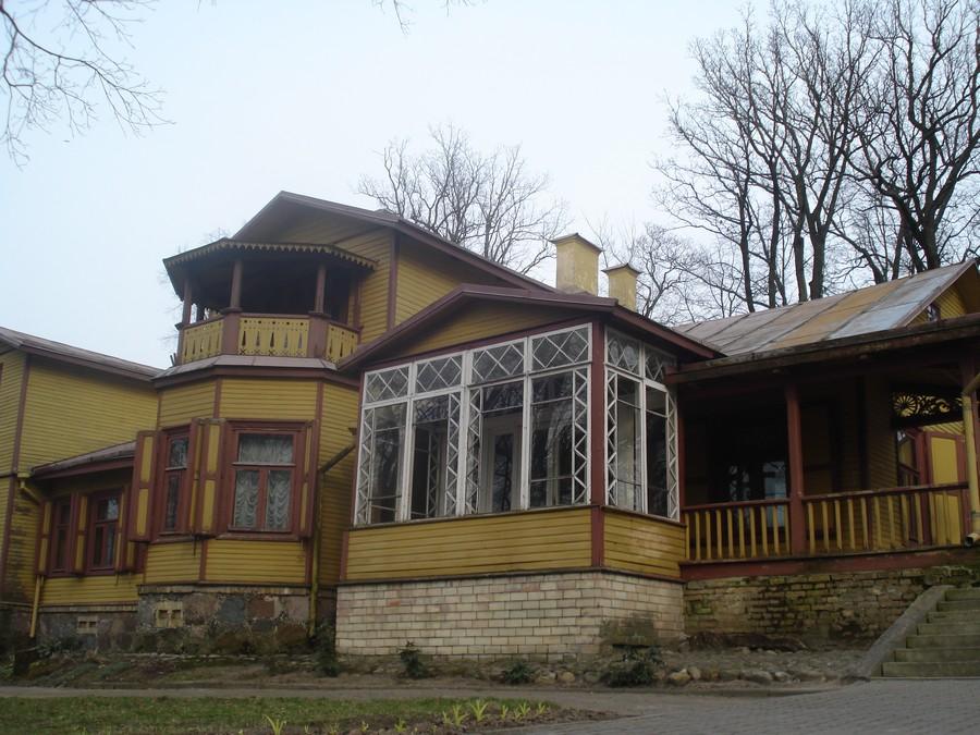 Литературный музей А. С. Пушкина, Вильнюс