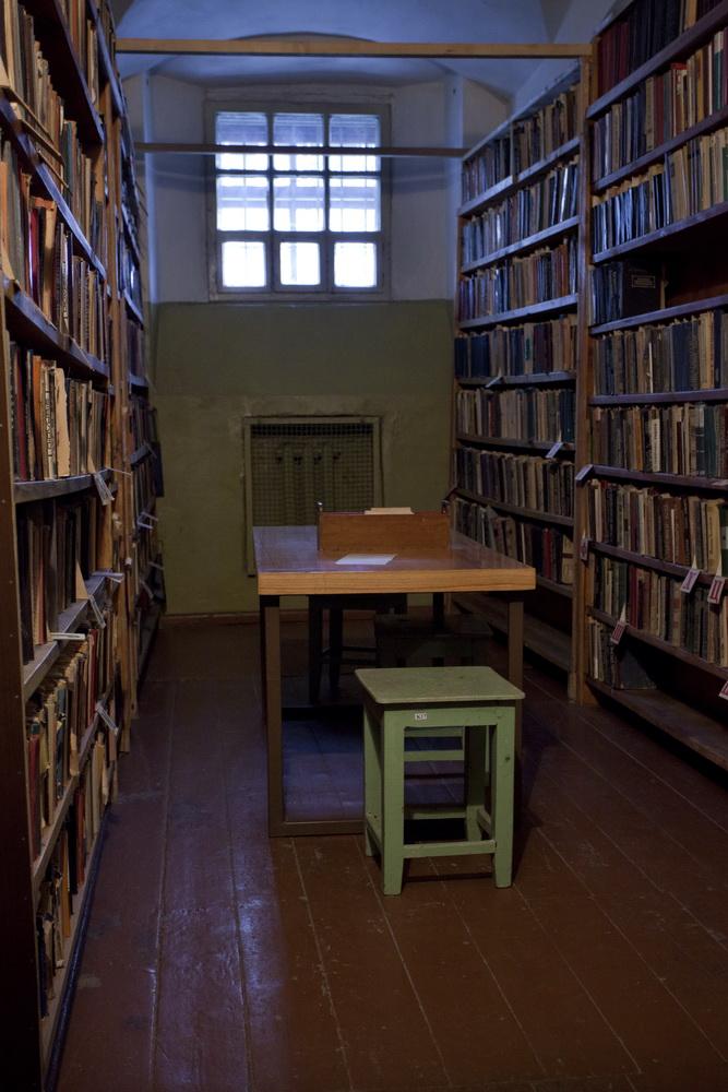 Тюремная библиотека