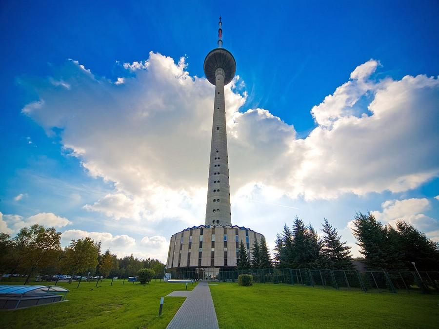 Телебашня, Вильнюс: описание, фото