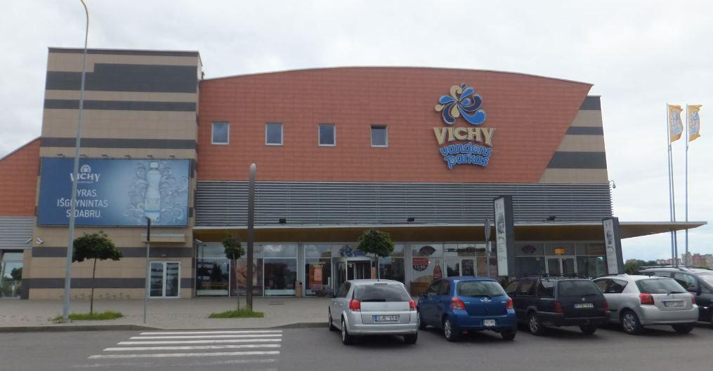 "Аквапарк ""Vichy"", Вильнюс - фото и цены"