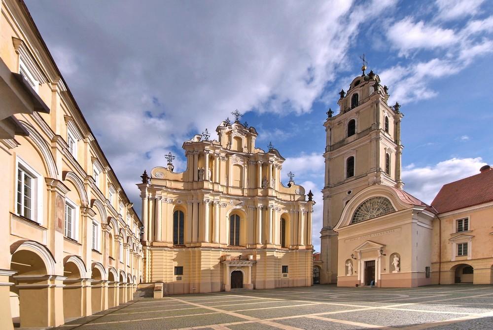 Вильнюсский университет - интересная статья