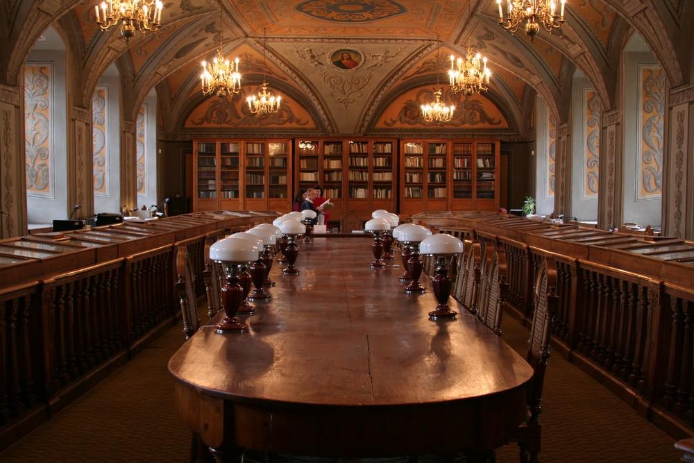 Вильнюсский университет, библиотека