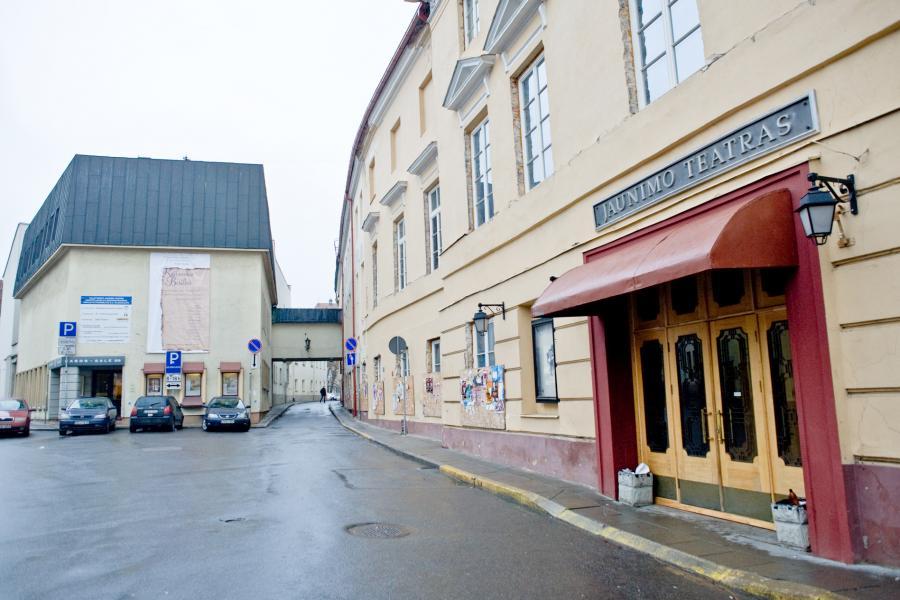 Государственный молодежный театр Литвы, Вильнюс