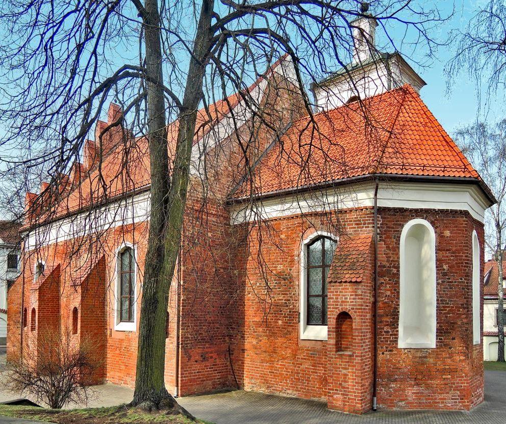 Костел Святого Николая, Вильнюс
