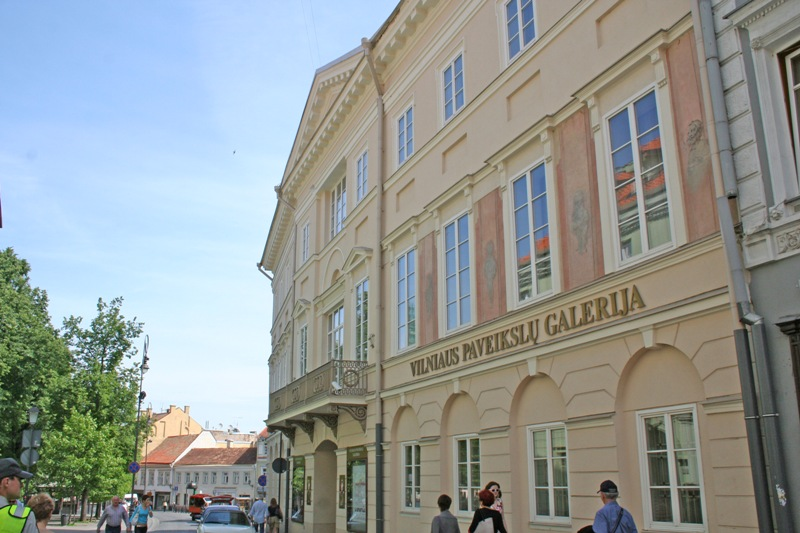 Вильнюсская картинная галерея - история и экспозиция