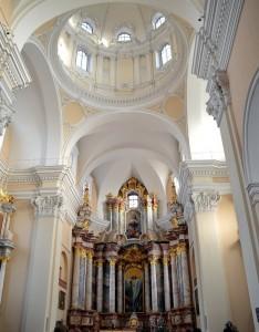 Костел Святого Казимира, Вильнюс