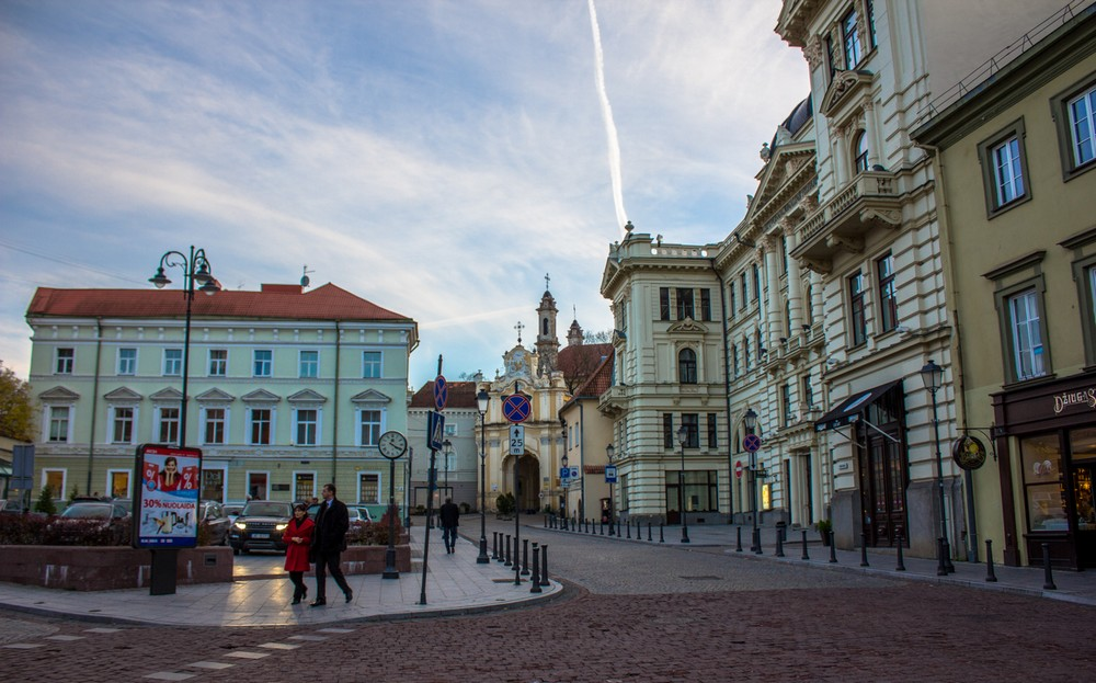 Отели Вильнюса: предложения на любой кошелек