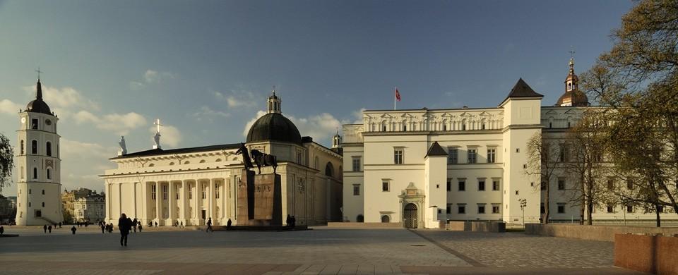 Дворец Великих князей литовских, Вильнюс