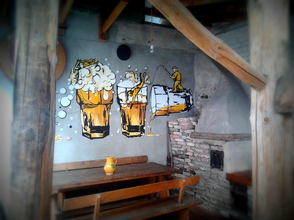 """Ресторан """"Busi Trecias"""" (Будешь третьим), Вильнюс"""