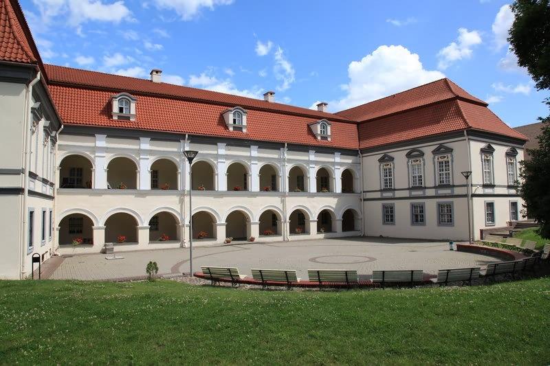 Литовский музей театра, музыки и кинематографии в Вильнюсе
