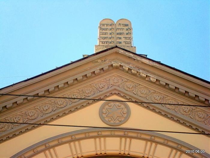 Хоральная синагога Вильнюса