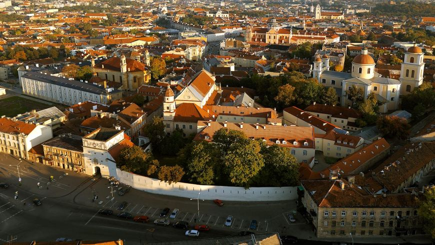 Необычные экскурсии в Вильнюсе