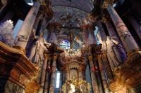 Костел Святого Духа (Доминиканский монастырь) в Вильнюсе