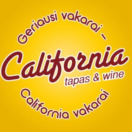 California Tapas & Wine, Вильнюс