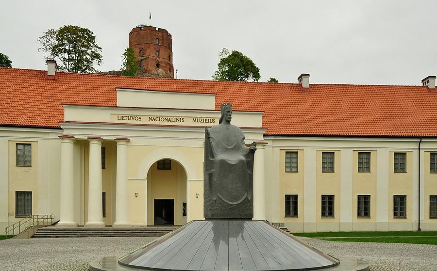 Памятник Миндовгу, Вильнюс