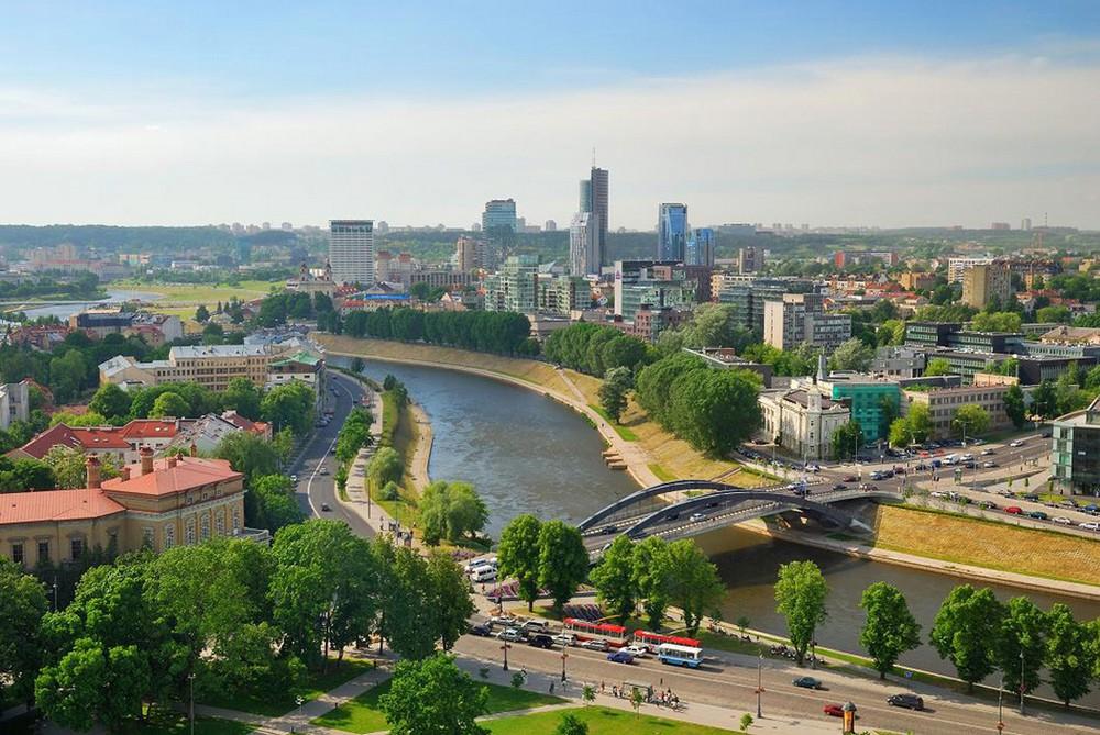 Памятники Вильнюса: фото и описание