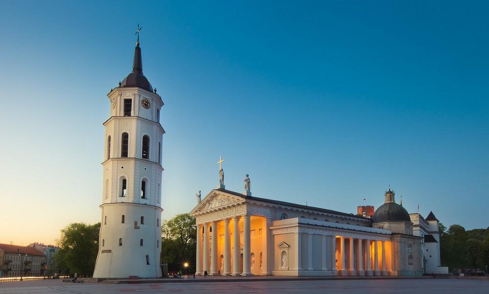 Что можно выгодно купить в Вильнюсе ?