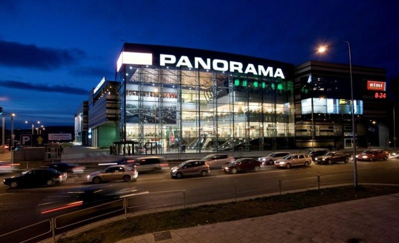 """Торговый центр """"Панорама"""", Вильнюс"""