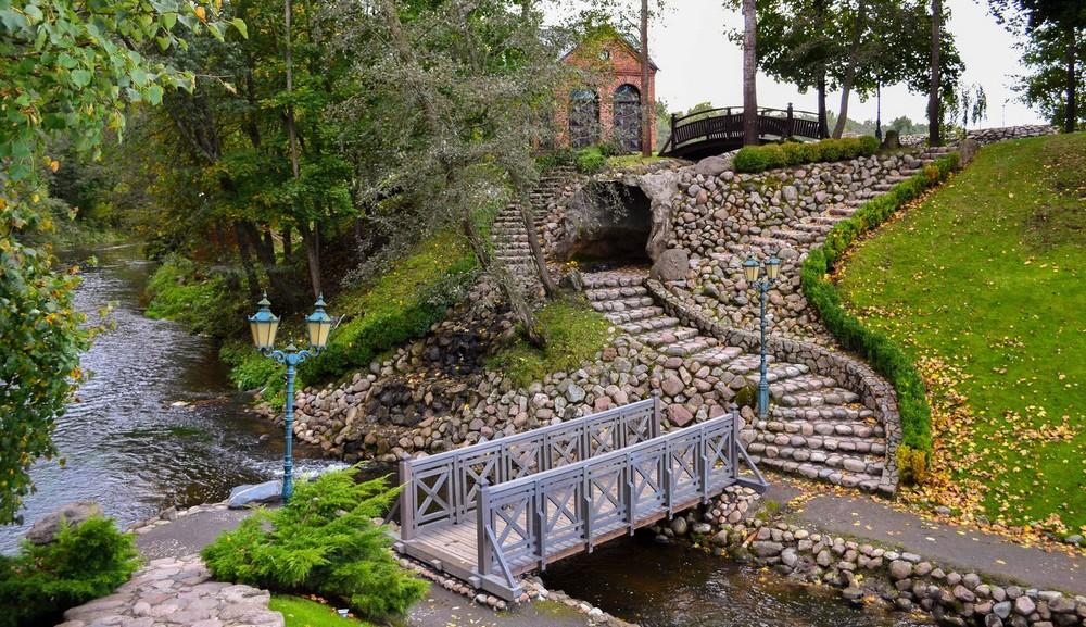 Парк Бельмонтас для детей, Вильнюс
