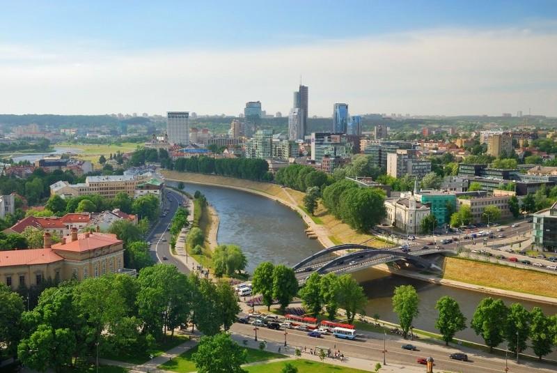 Солнечный Вильнюс