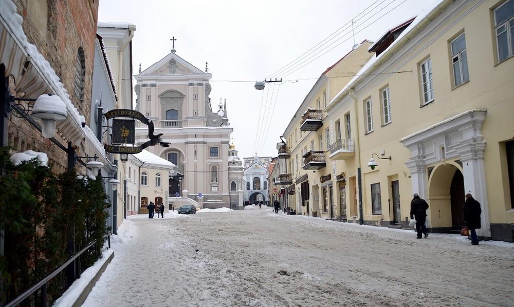 Костел Святой Терезы, Вильнюс