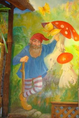 Детское кафе «Nykstuku pasaulis» (Мир гномов), Вильнюс