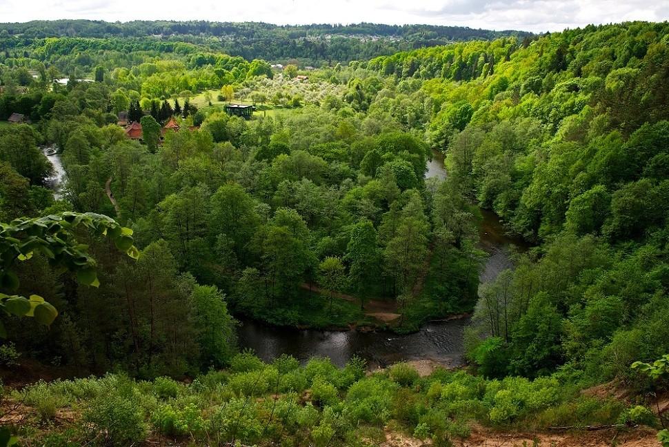 Павильнисский ландшафтный парк, Вильнюс