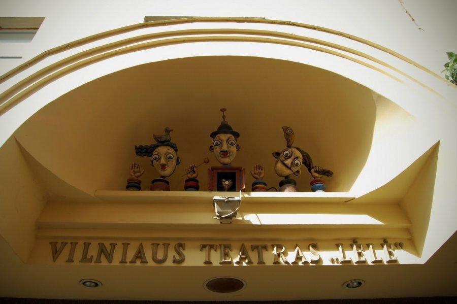 Кукольный театр «Леле» в Вильнюсе