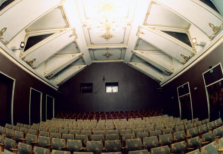 """Большой зал театра """"Леле"""" в Вильнюсе, фото"""