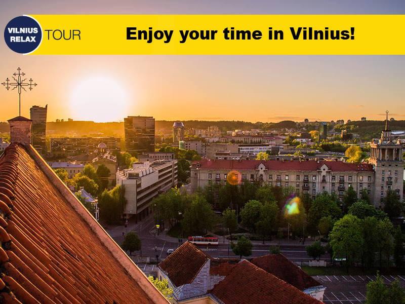 Необычные развлечения в Вильнюсе