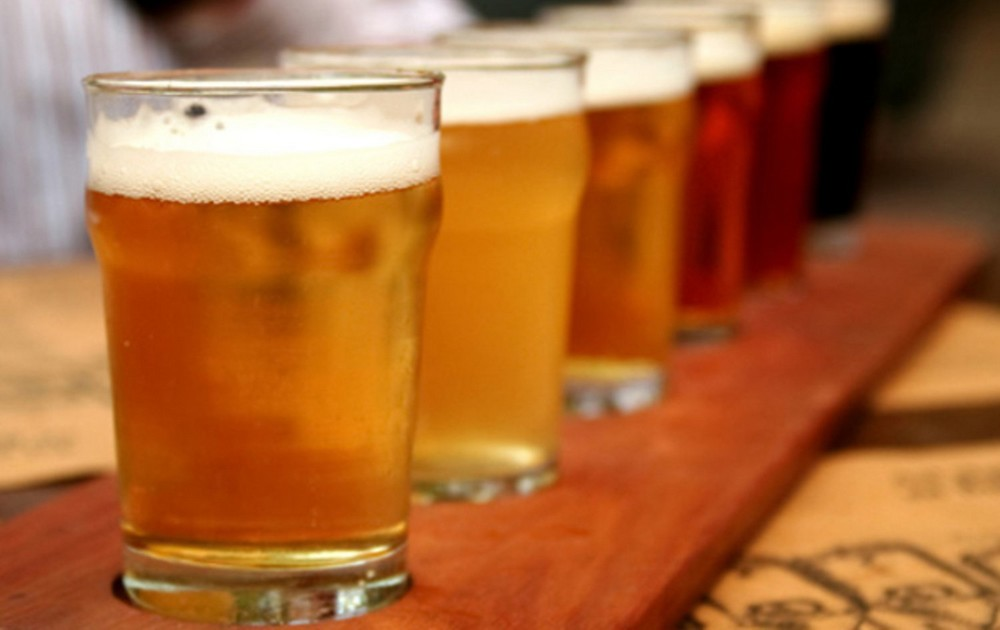 Вильнюс, дегустация, пива