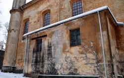 Фасад церкви Святой Троицы