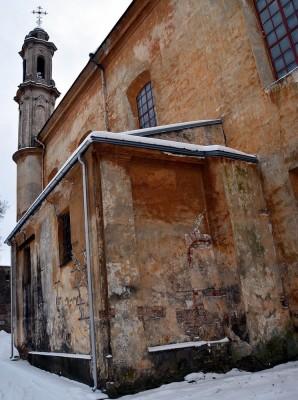 Церковь Святой Троицы и базилианский монастырь в Вильнюсе