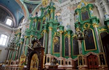 Церковь и монастырь Святого Духа в Вильнюсе