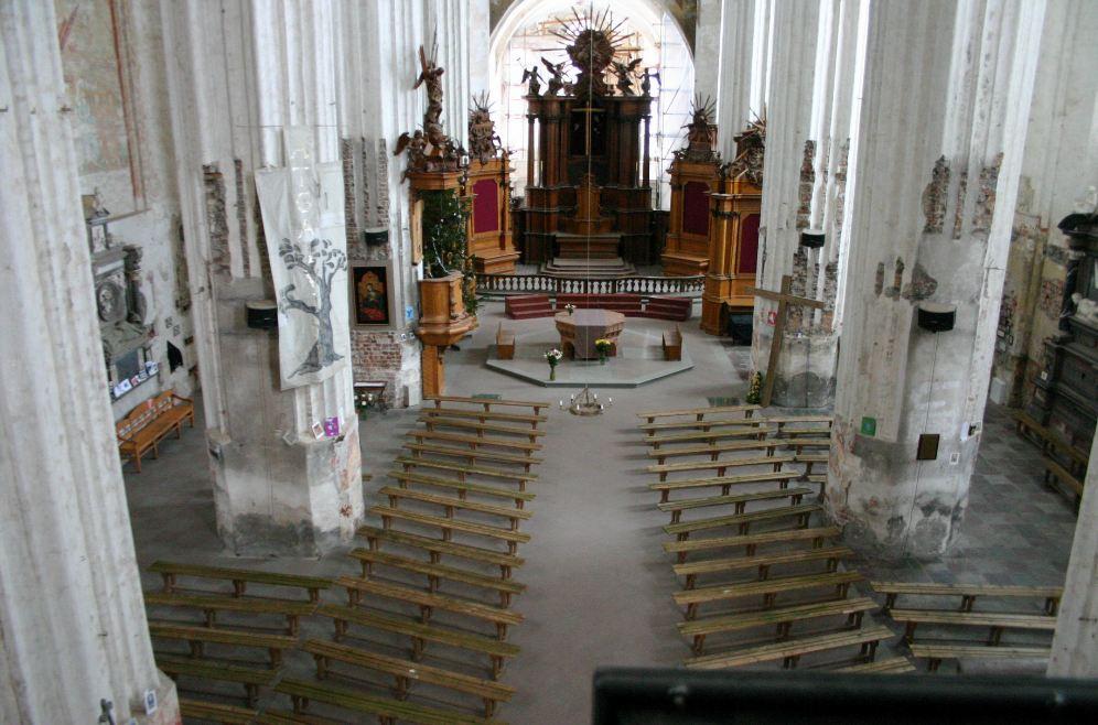 Костел Святого Франциска Ассизского и Святого Бернардина Сиенского, Вильнюс
