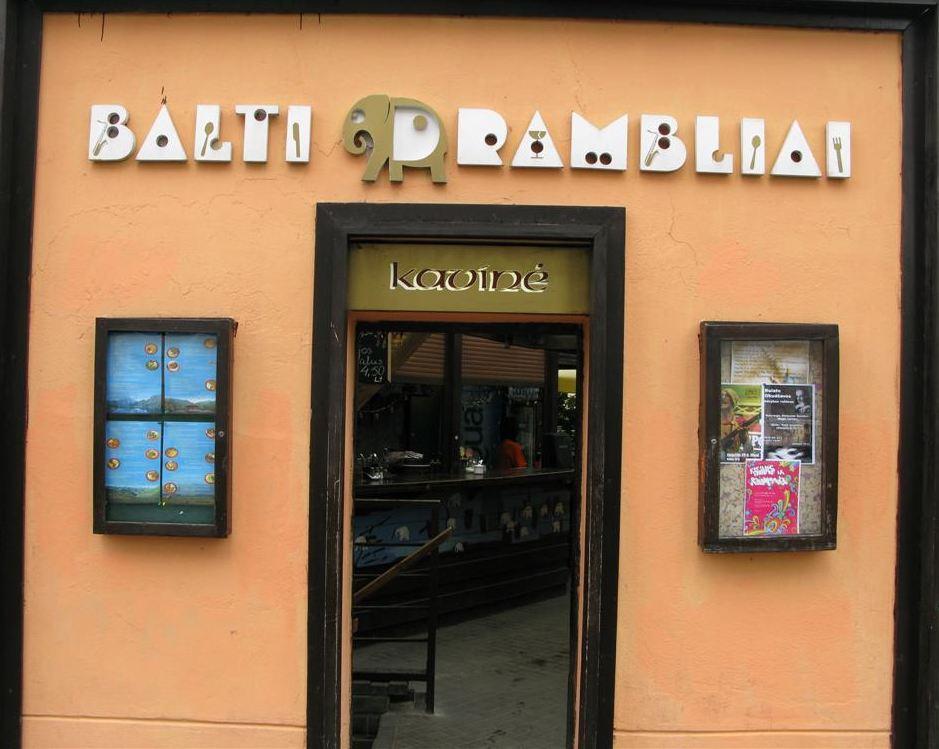 Balti Drambliai, Вильнюс
