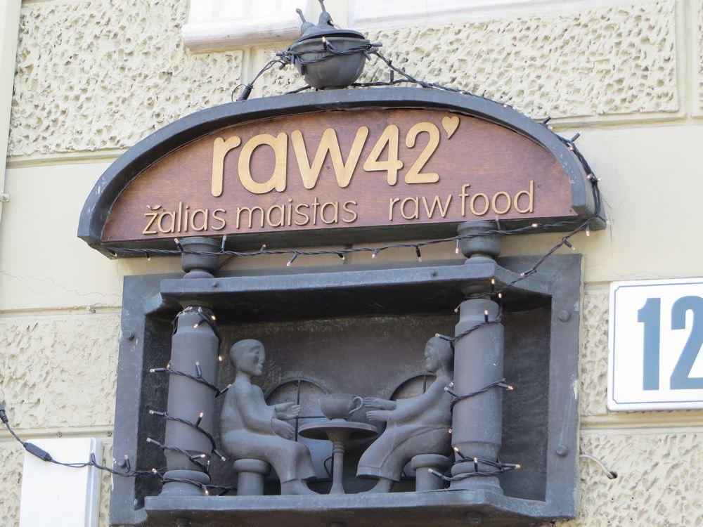RAW42, Вильнюс