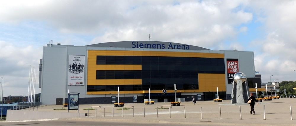 Сименс Арена (Siemens Arena), Вильнюс