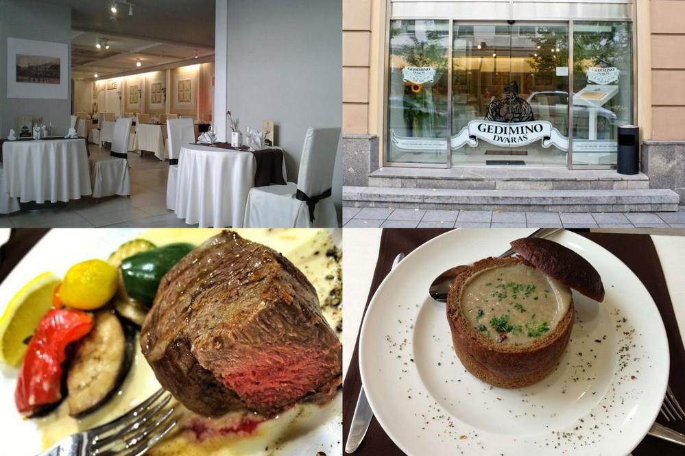 5 лучших ресторанов Вильнюса