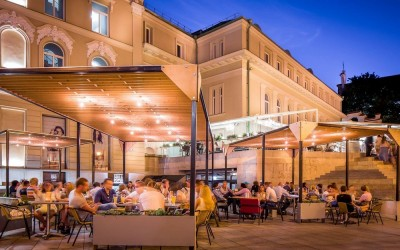 Ресторан SOUL and PEPPER в Вильнюсе