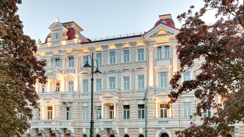 Kempinski hotel Cathedral Square, 5* отель Вильнюса