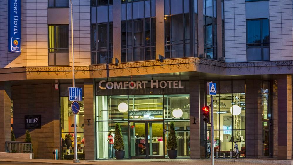 Comfort Hotel LT - Rock 'n' Roll в Вильнюсе, 3 звезды
