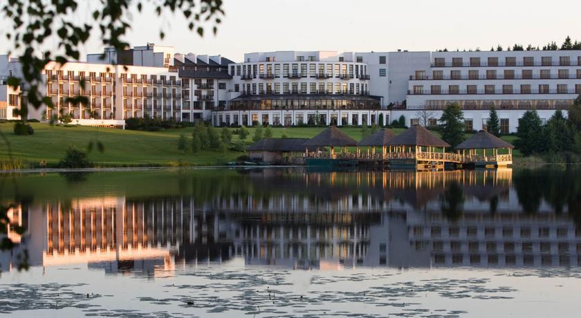 Отель 5 звезд Vilnius Grand Resort