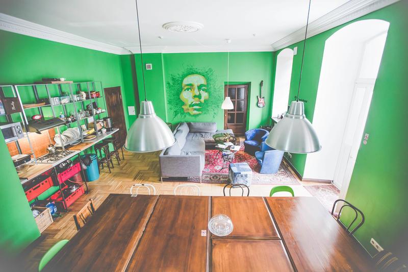 Hostel Jamaika - лучший хостел Вильнюса
