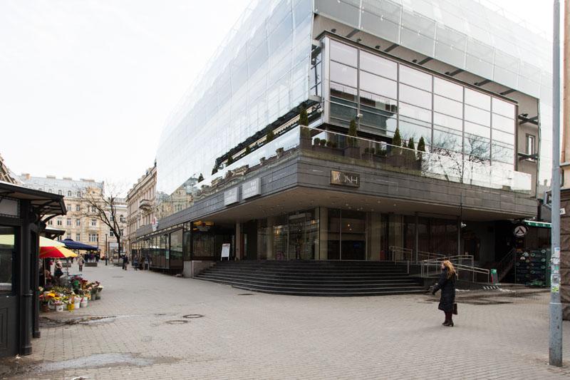 Fabrika Hostel Vilnius - самый бюджетный хостел Вильнюса
