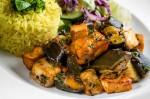 Radharane (вегетарианский ресторан индийской кухни) в Вильнюсе