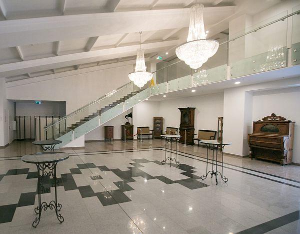 """Концертный зал """"Compensa"""" в Вильнюсе"""